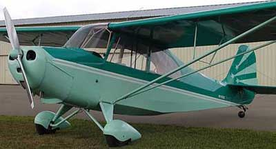 "Aeronca 7AC ""Champ"" Champion"