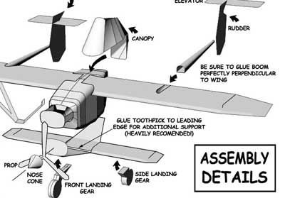 Assembly Details Air Truk