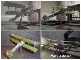 Multiple views of the Avro 504