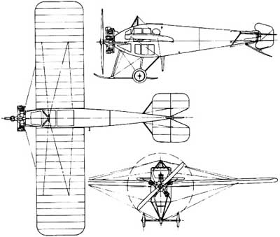 3 View of the Avro Type F