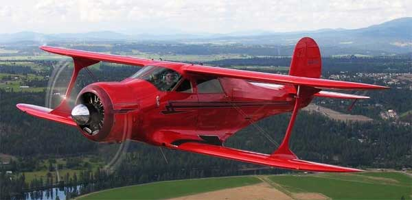 Beechcraft D-17 Staggerwing