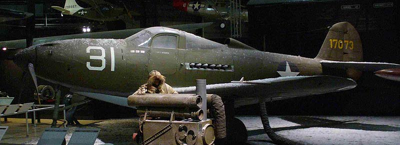 Bell P-39 Airacobra-museum