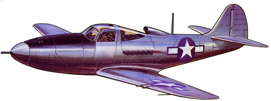 Bell P-39 Airacobra-USA
