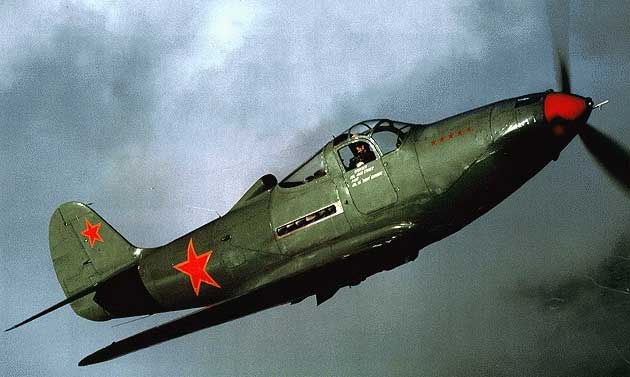 Bell Airacobra-Russian