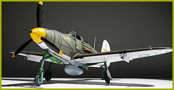 Bell P-39 Airacobra Fiddlersgreen Modeling Madeness 2010 winner Snook
