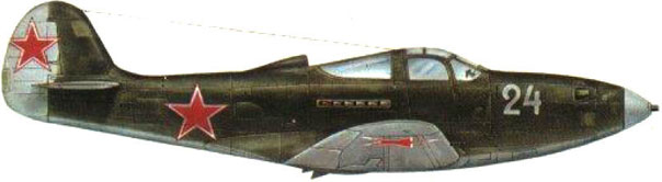 P-59 Bell Airacobra - New Russian version