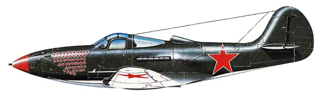 P-59 Bell Airacobra - version