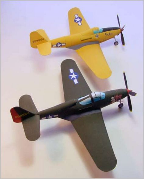Bell P-63 and RP63 Kingcobras