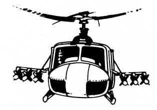 Bell Uh 1 Huey Aircraft