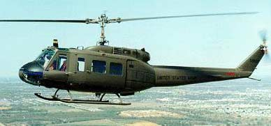 UH-1 Bell Huey Helicopter