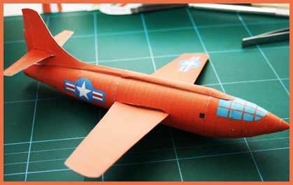 Bell X1 Aircraft