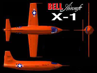 COlor check fro the Bell X-1 model