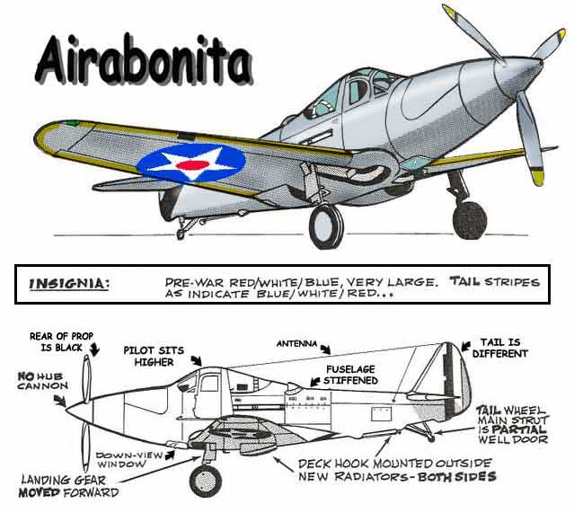 A few Fun Facts about the Bell XFL Airbonita