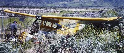Bellanca Citabria Crash