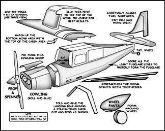 Bellanca Citabria-instructions