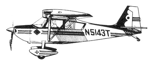 Bellanca Citabria sketch