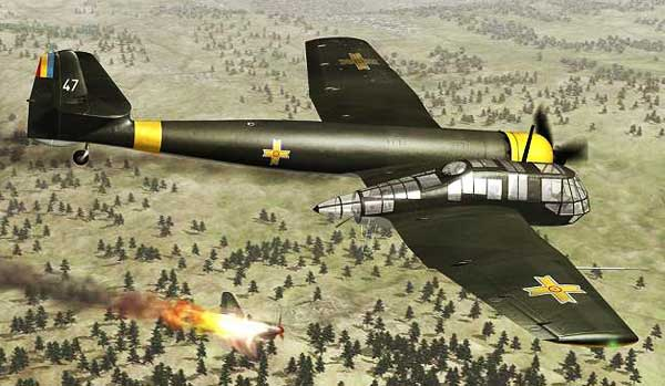 Image result for Voss BV 141 - WWII