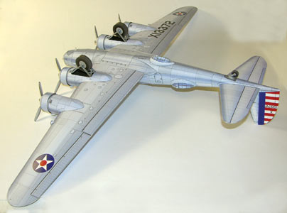 B-299 bottom view