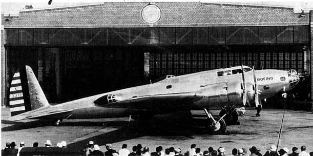 appearance of the B-299