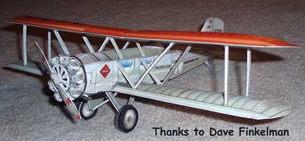 Daves' Boeing 40