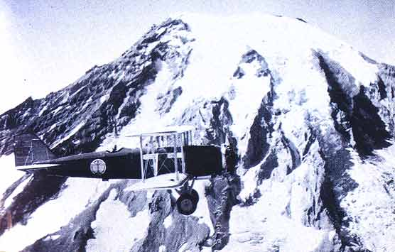 BOEING 40 -MOUNTAIN