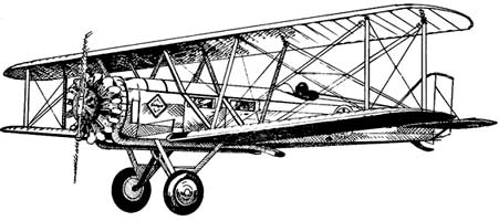 Boeing40  Sketch Drawing
