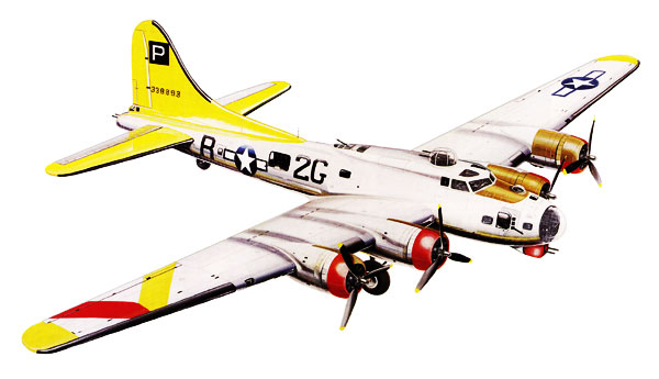 the legendary boeing b 17 flying fortress of wwii