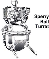 Ball Turret B17 Bomber  B17 Bomber Ball Turret