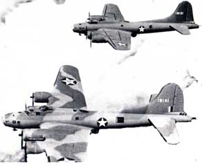 Boeing b17 flying fortress bomber world war