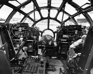 Superfortress Cockpit