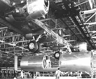 B-29 Boeing Bomber Super Fortress worldwar 2 ww2b29 manufactured