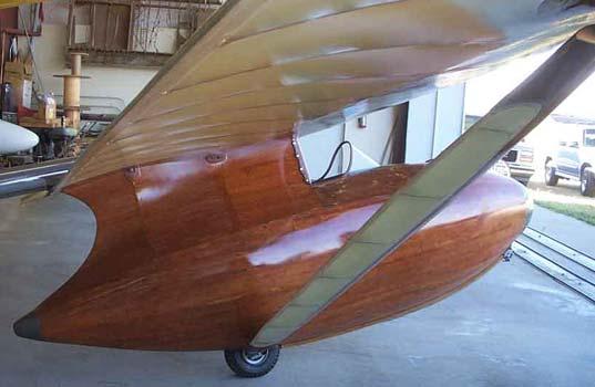 Image result for baby bowlus sailplane