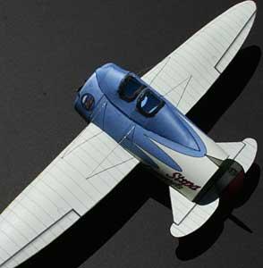 Flying Barrel Aircraft