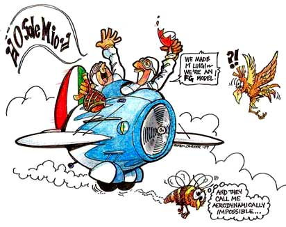 Caproni Cartoon
