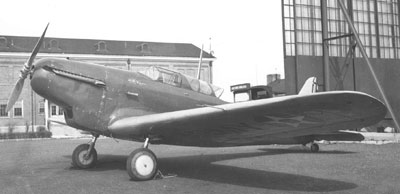 Consolidated A-11 Side View