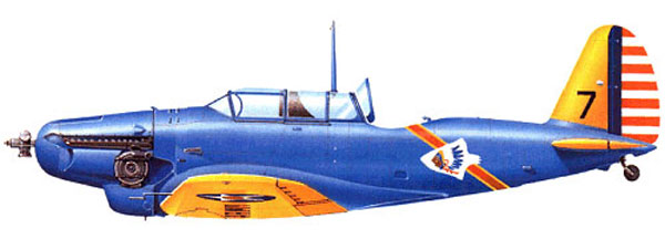 Consolidated P-30