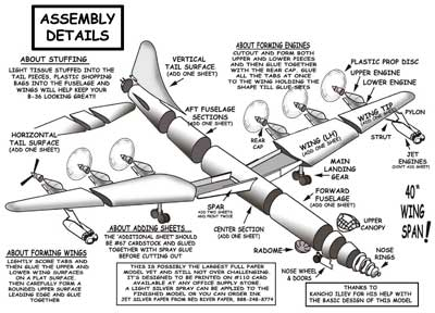 Assembly Details B-36
