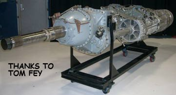 Allison T-40A Engine