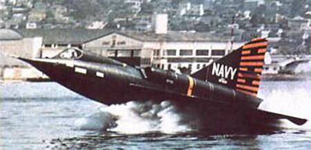 Convair Sea Dart-