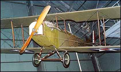 Curtiss Mail Jenny