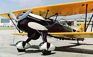 curtiss hawk p6e p-6e