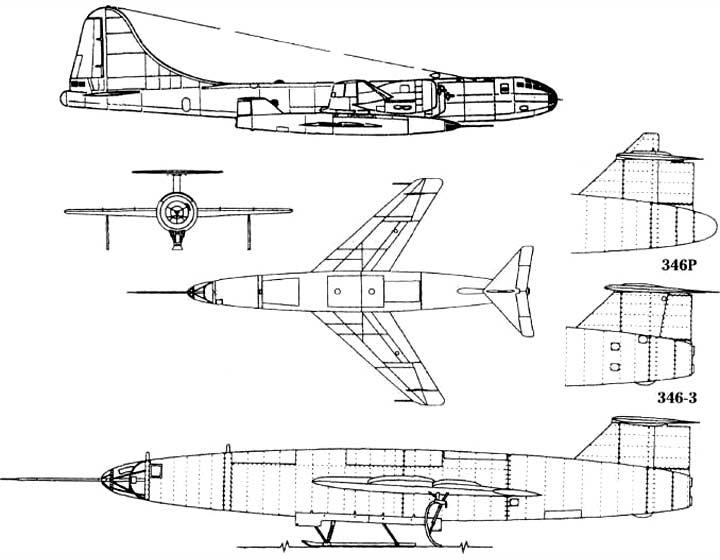DFS-346 | Aircraft |