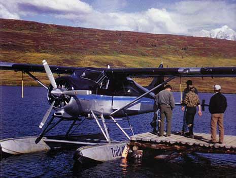 DeHavilland Beaver-wheels