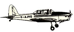 DeHavilland Chipmunk sketch