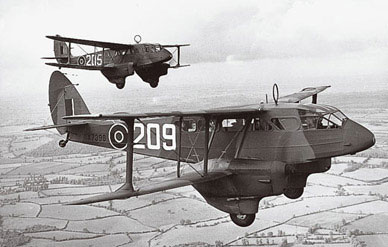 de Havilland DH.89