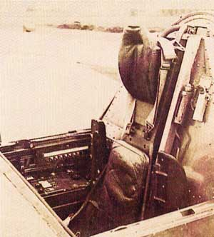 Dornier Do 335 Ejection Seat