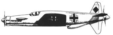 DORNIER 355 ARROW BW