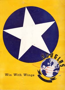 Win With Wings Douglas Poster