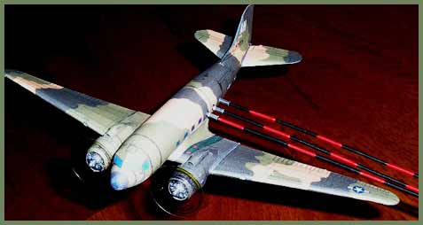 Skytrain C-47 Fiddlersgreen Modeling Madness 2010 winner