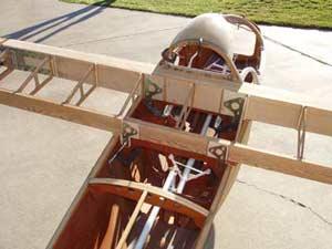 Duster Sailplane Aircraft